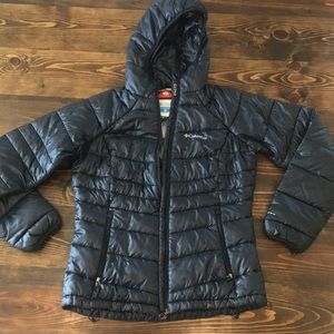Colombia - Omni-Heat - Turbodown - Jacket - S